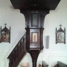 4 preekstoel
