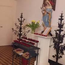 6 Mariabeeld