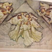 1.1 plafond priesterkoor